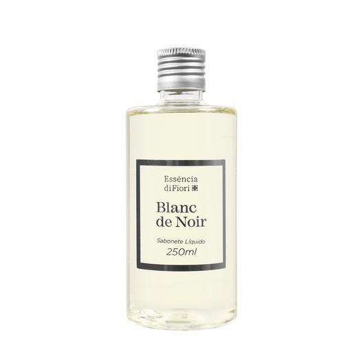S Cosmeticos do Bem - Essencia di Fiori - Refil Blanc de Noir - Sabonete Liquido - FRAGRANCIA FLORAL FRUTAL ORIENTAL